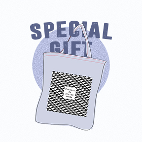 SPECIAL GIFT 에코백 증정