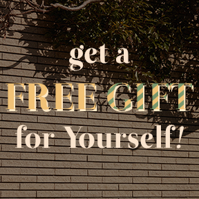 Get  a Free Gift For Yourself! 4월, 봄맞이 쇼핑 구매 혜택