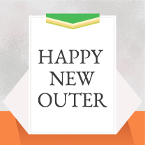 HAPPY NEW OUTER