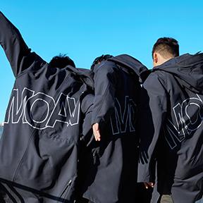 MOAV X GRAY