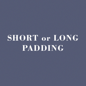 SHORT OR LONG PADDING BEST 20