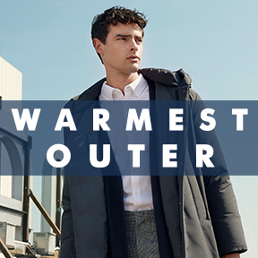 WARMEST OUTER