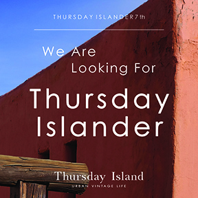 We Are Looking For Thursday Islander