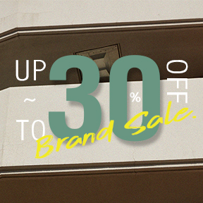 2019 SPRING ITEMS up to~30% Brand Sale