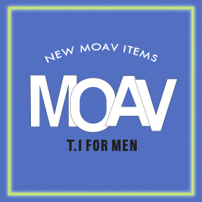2019 T.I FOR MEN with.MOAV