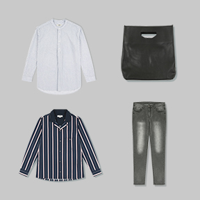 FOR MEN COLLECTION, ESSENTIAL ITEM