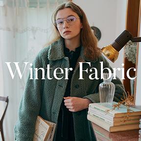COVETBLAN | Winter Fabric