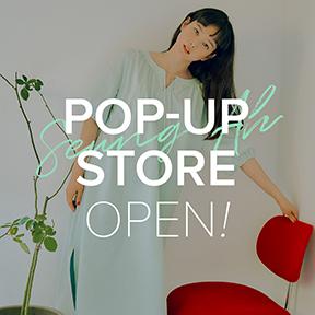 [COVETBLAN X Seung Ah] POP –UP STORE OPEN