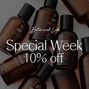 에타페 Special Week 1 0 % off  <&>  1 2 % COUPON