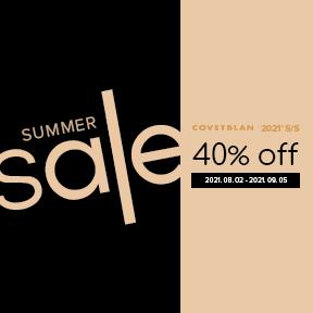 SUMMER Sale  SUMMER 특가 >> 4 0 % o f f