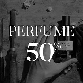 Perfume [5 0 %] O f f
